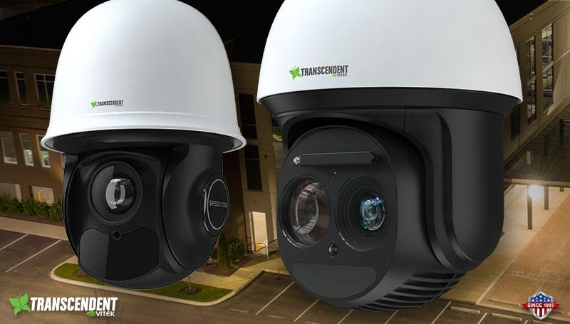 VITEK Transcendent Gen III PTZ Cameras